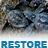 restore content logo